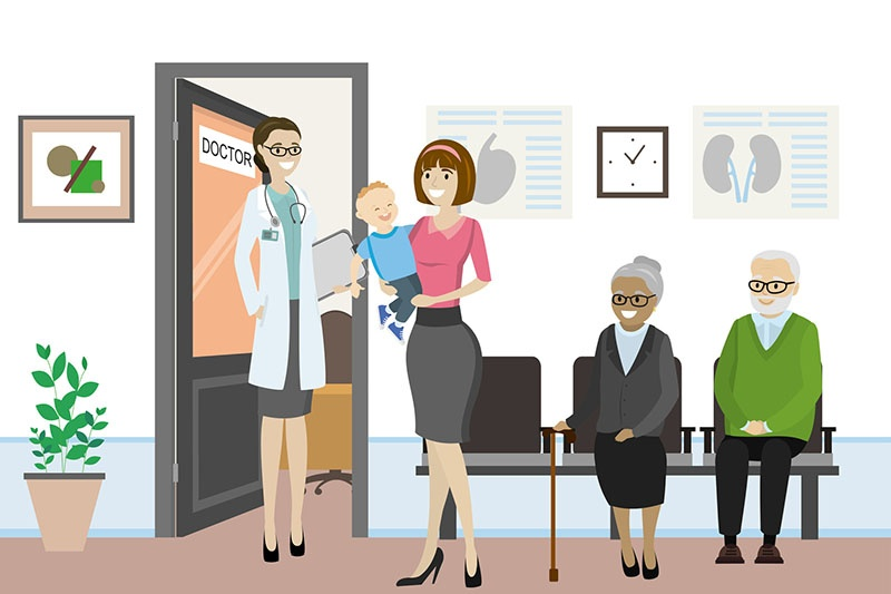 Creating a Holistic Patient Experience in Health Care