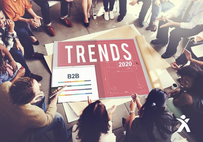 Top 3 B2B Marketing trends 2020