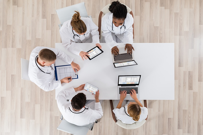 Training solutions for business professionals in pharmaceuticals